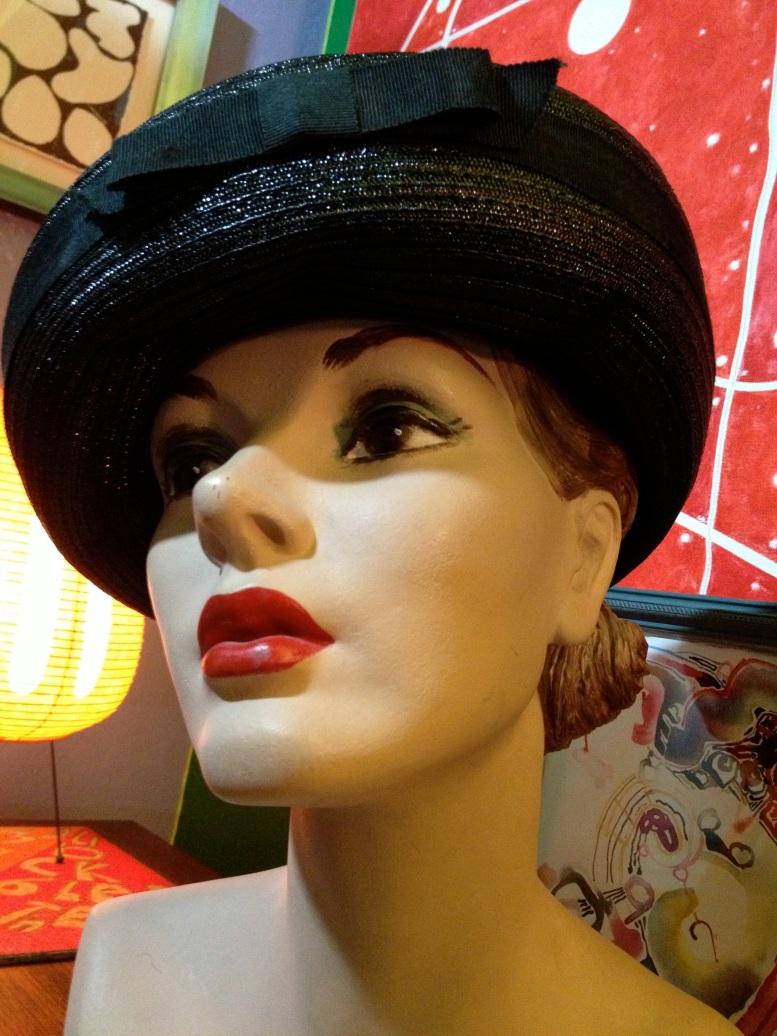 breton style sisal hat