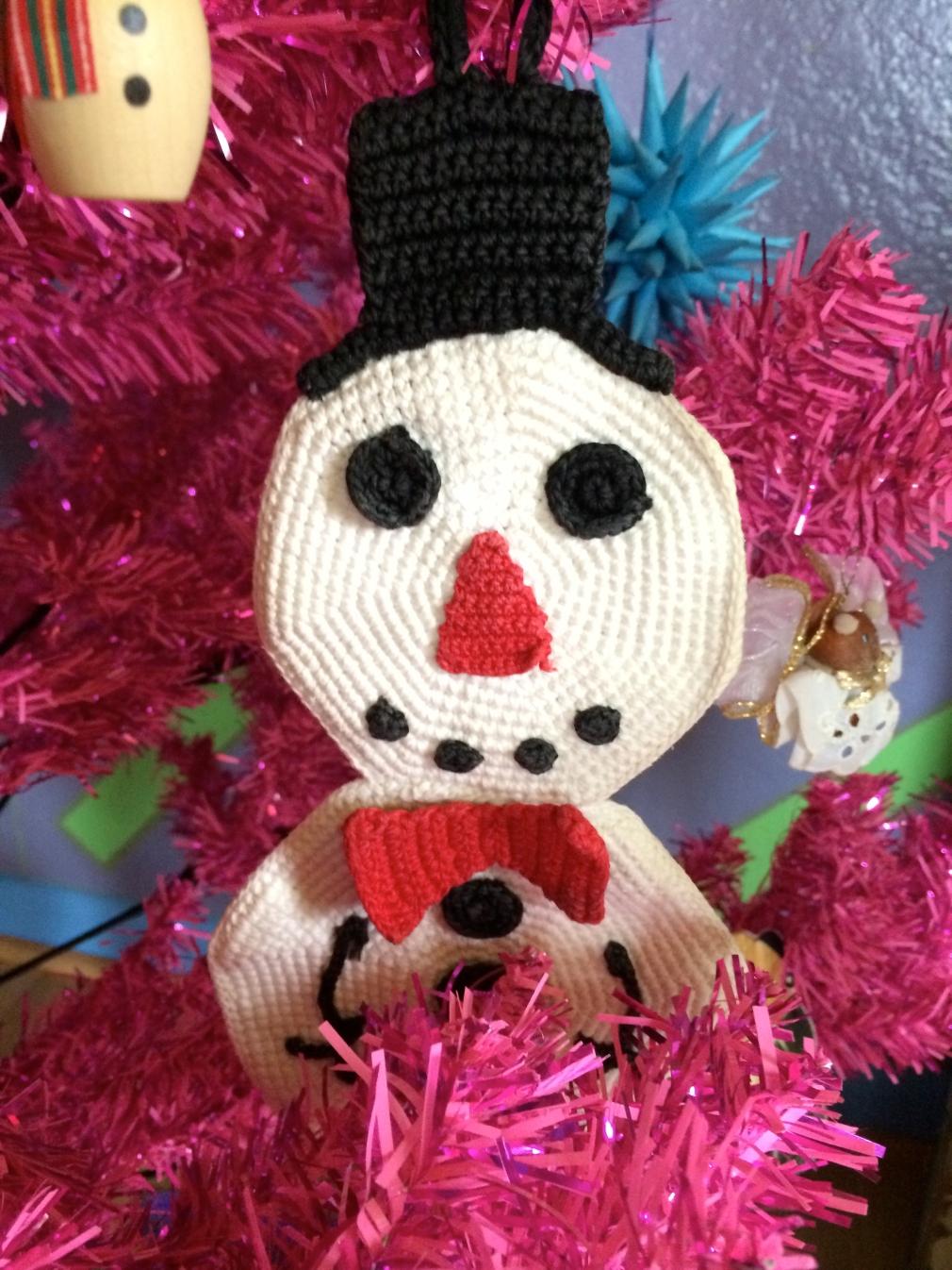 grandma murray's snowman