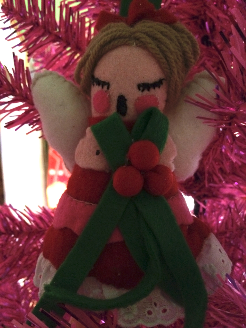 my felt angel