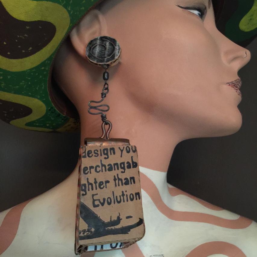 earring 2 back
